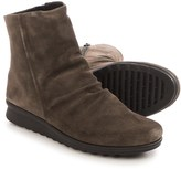 The Flexx Pan Fried Ankle Boots - Suede (For Women)