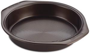 "Circulon Symmetry Nonstick Chocolate Brown 9"" Round Cake Pan"