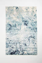Anthropologie Hand-Knotted Illiana Viscose Rug