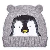 Yumi Penguin Bobble Hat