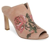 Donald J Pliner Women's Elora Embellished Open-Toe Mule