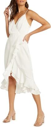 Willow Sonoma Ruffle Hem Dress