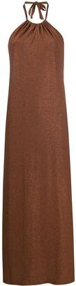 MC2 Saint Barth Justine halterneck dress
