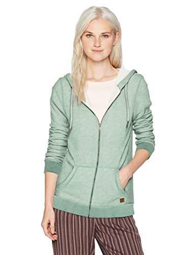 Trippin Fleece Sweatshirt Up Junior's Zip 3R4c5qLAj