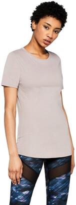 Aurique Amazon Brand Women's Yoga Top