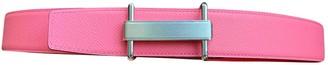 Hermes Pink Leather Belts
