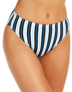 Michael Kors Michael High-Waist Swim Bottoms Women's Swimsuit