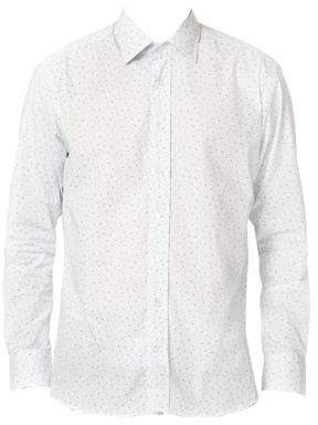 Etro Topography Cotton Casual Button Down Shirt