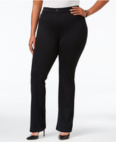 Style&Co. Style & Co. Plus Size Bootcut Pants, Only at Macy's