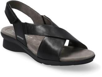 Mephisto Phara Wedge Sandal