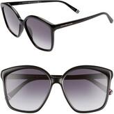Tommy Hilfiger 57mm Gradient Sunglasses