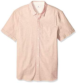 AG Adriano Goldschmied Men's Pearson Short Sleeve Shirt