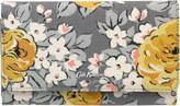 Cath Kidston Sketched Rose Large Foldover Wallet