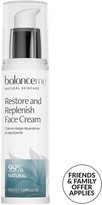 Balance Me Restore and Replenish Face Cream 50ml