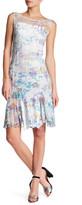Komarov Sleeveless A-Line Dress