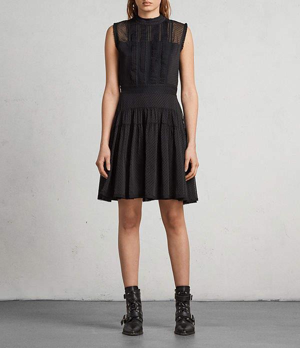 AllSaints Myra Dress