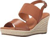 Gentle Souls Women's Kara Wedge Sandal
