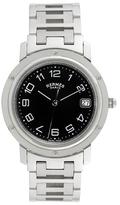 Hermes Vintage Hermà ̈s Clipper Watch, 36mm