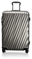 Tumi 19 Degree Polycarbonate Short Trip Packing Case in Silver