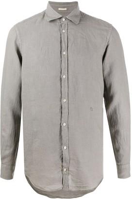 Massimo Alba Camisa linen shirt