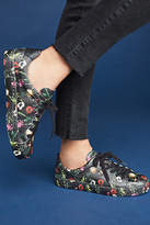 Schutz Chaton Floral Sneakers