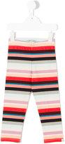 Paul Smith striped leggings - kids - Cotton/Spandex/Elastane - 2 yrs