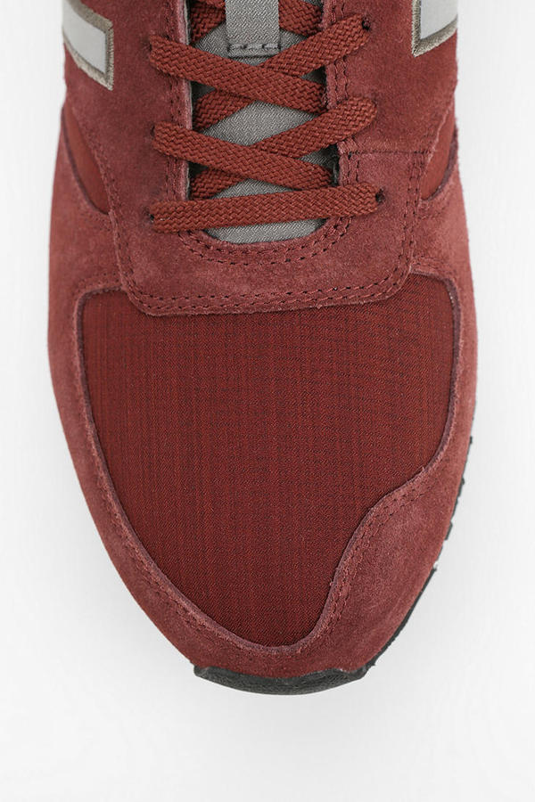 New Balance 420 Burgundy Running Sneaker