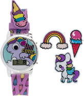 FASHION WATCHES Girls Multicolor Strap Watch-Gengt044