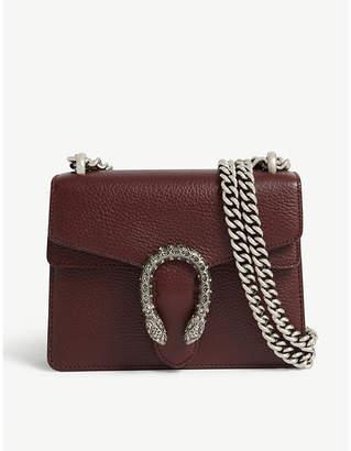 Gucci Dionysus mini leather shoulder bag