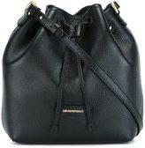 Emporio Armani drawstring shoulder bag