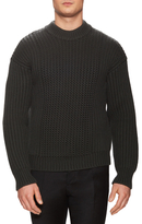 Jil Sander Wool Crewneck Sweater