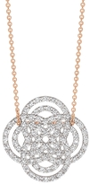 ginette_ny Mini Diamond Purity Necklace