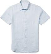 Orlebar Brown - Meden Slub Linen Shirt