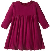 Kickee Pants Solid Swing Dress (Baby) - Melody - 3-6 Months