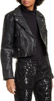 Polo Ralph Lauren Leather Moto Jacket