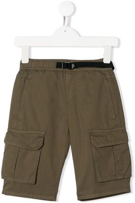 Stella Mccartney Kids Cargo Shorts