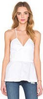 Nicholas Cotton Double Peplum Cami