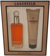 Karl Lagerfeld for Men 2 Pc. Gift Set (Eau De Toilette Spray 3.3-Ounce and All Over Shower Gel 5.0 Oz)