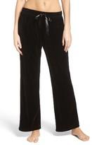 Felina Women's Radiant Velvet Pants