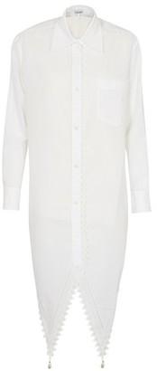 Loewe Cotton lace shirt