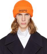 Alexander Wang Orange dispo Beanie