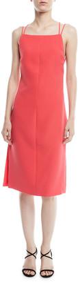 Rag & Bone Denton Strappy Low-Back Sleeveless Dress