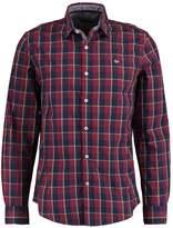 Napapijri Glockner Check Regular Fit Shirt Blue/red