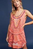 Blank Reveka Embellished Shift Dress