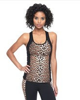 Juicy Couture Compression Racerback Tank