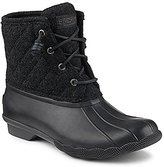Sperry Women's Saltwaterquilted Wool Rain Boot