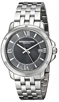 Raymond Weil Men's 5591-ST-00607 Tango Analog Display Swiss Quartz Silver Watch