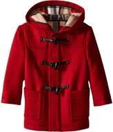 Burberry Brogan Coat Girl's Coat
