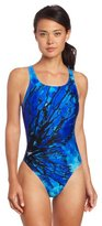 Speedo Women's Butterfly Ink Pulse Back
