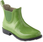 L.L. Bean Women's Wellie Rain Boots, Ankle